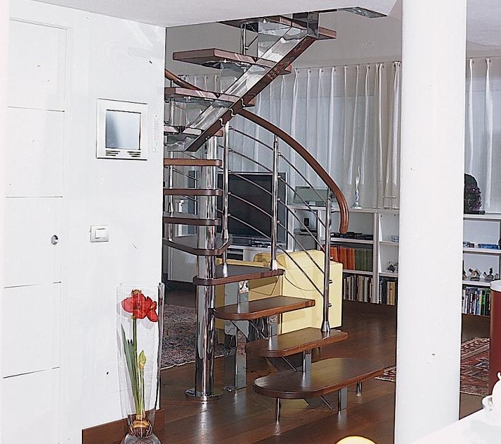Baffetti scale scale a chiocciola - Scale a rampa ...