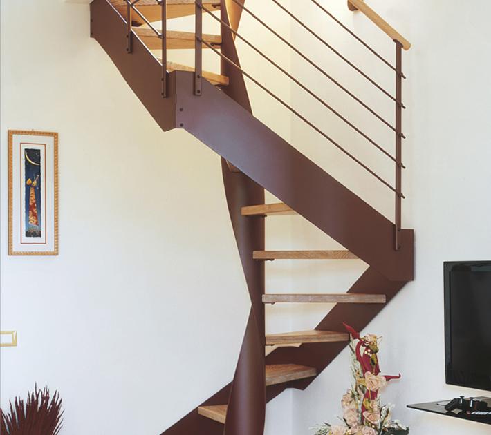 Baffetti scale scale a chiocciola - Scale a chiocciola ...