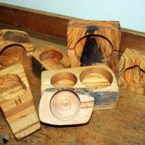 Oggettistica in legno – Olivo